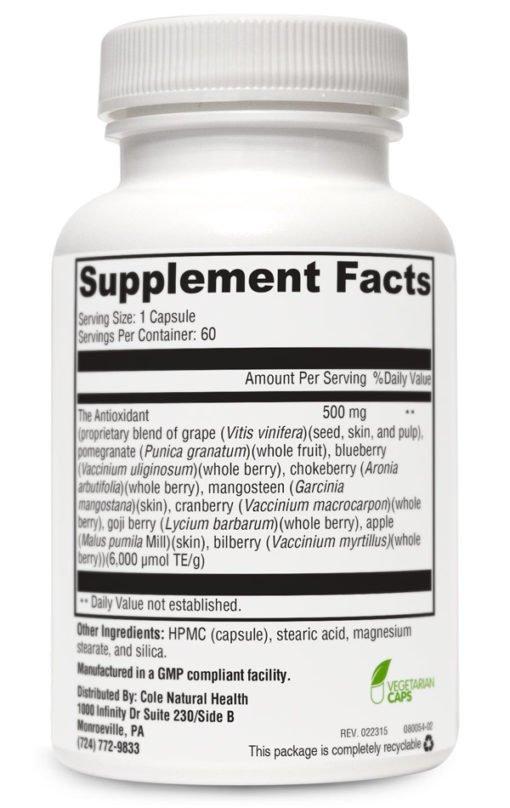 The Antioxidant