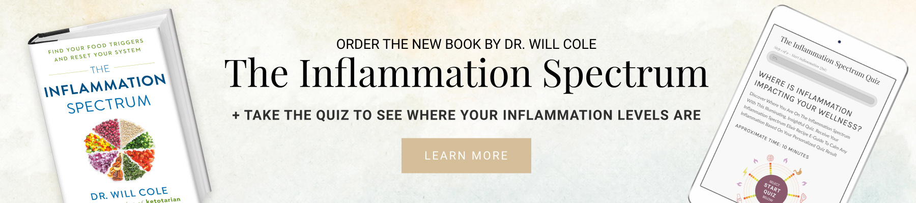 Inflammation Spectrum Home